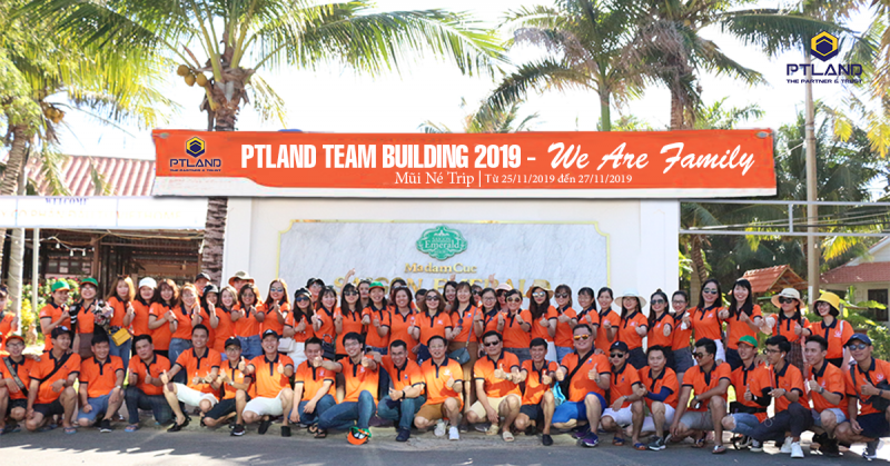PTLAND TEAMBUILDING 2019 - WE ARE FAMILY